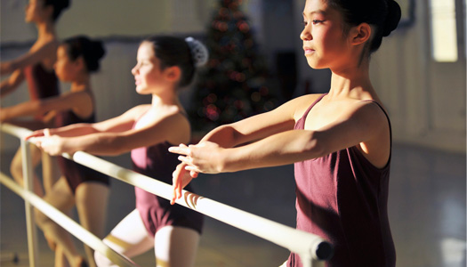 Shan-Yee Poon School of Performing Arts Classical Ballet general dance program